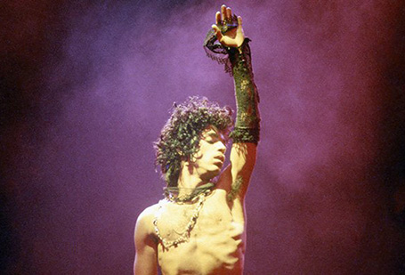 Prince photo by Michael Ochs